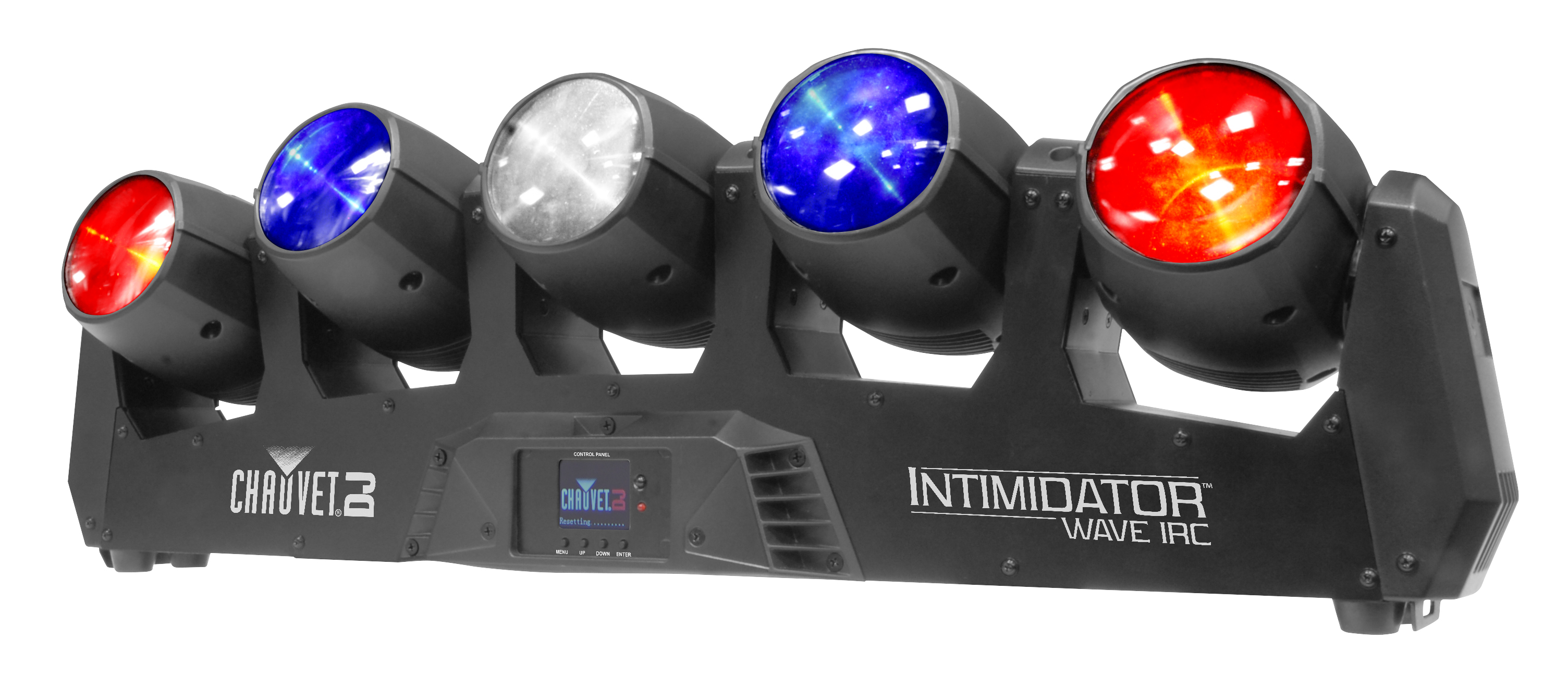 fixture spot led head light chauvet chvt product rogue moving lighting