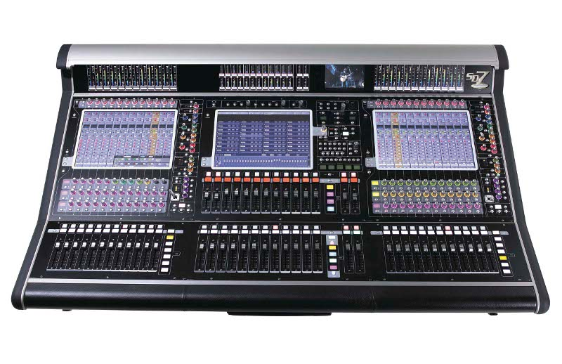 Digico SD7 Consoles Available